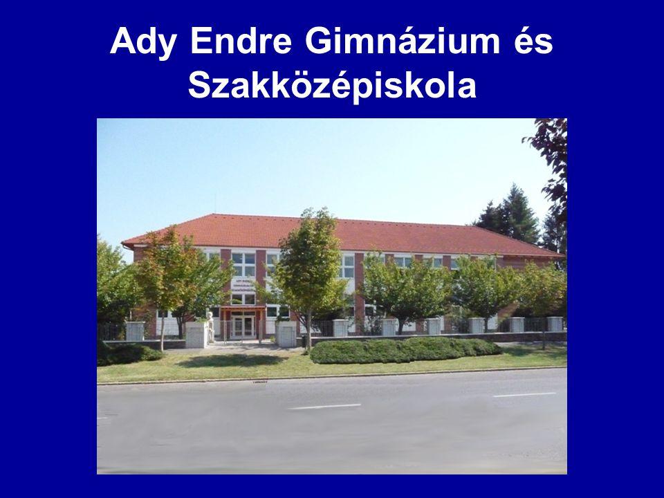 Ady Endre Gimnázium és Szakközépiskola