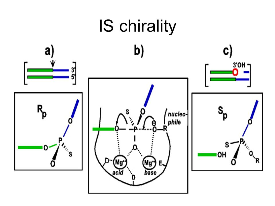 IS chirality