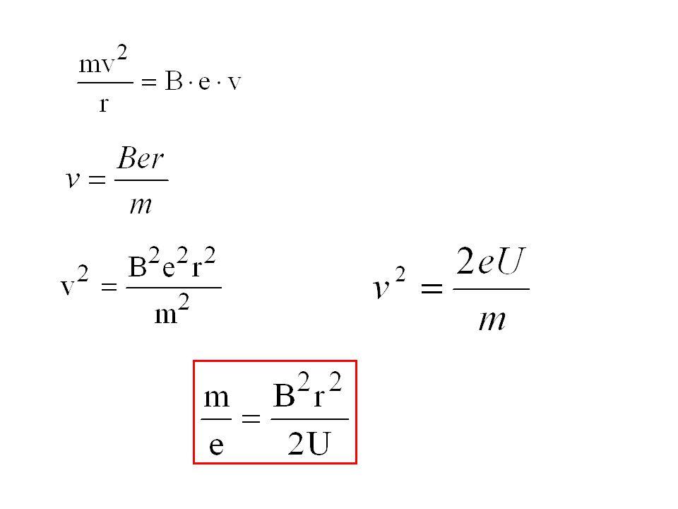 Töltött részecskék szétválása mágneses térben