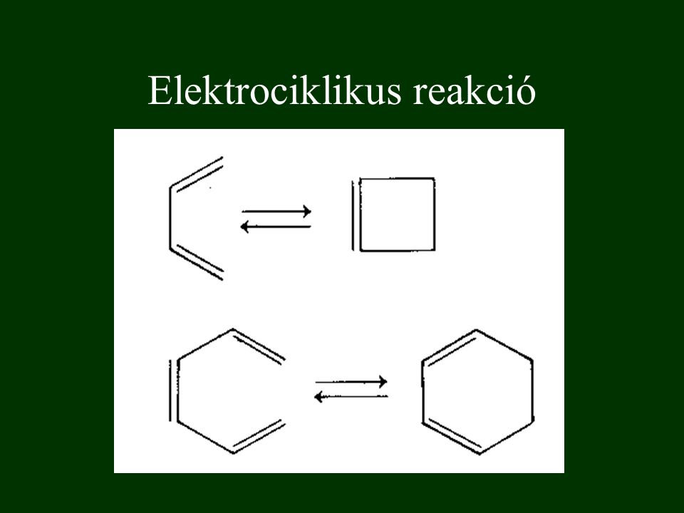 Elektrociklikus reakció
