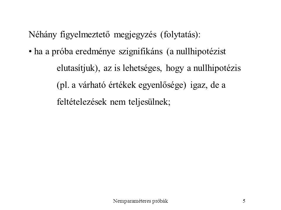 Nemparaméteres próbák36 8.példa S.