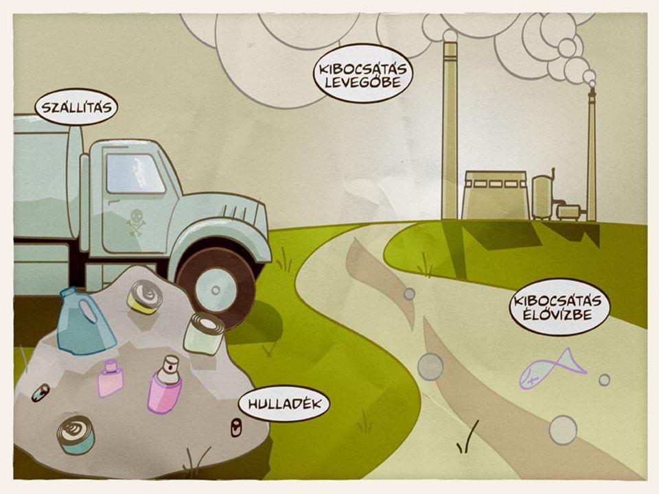 A VEGYI ANYAGOK HATÁSA A KÖRNYEZETRE A természetben természetesen mindig is voltak és mindig is lesznek vegyi anyagok.