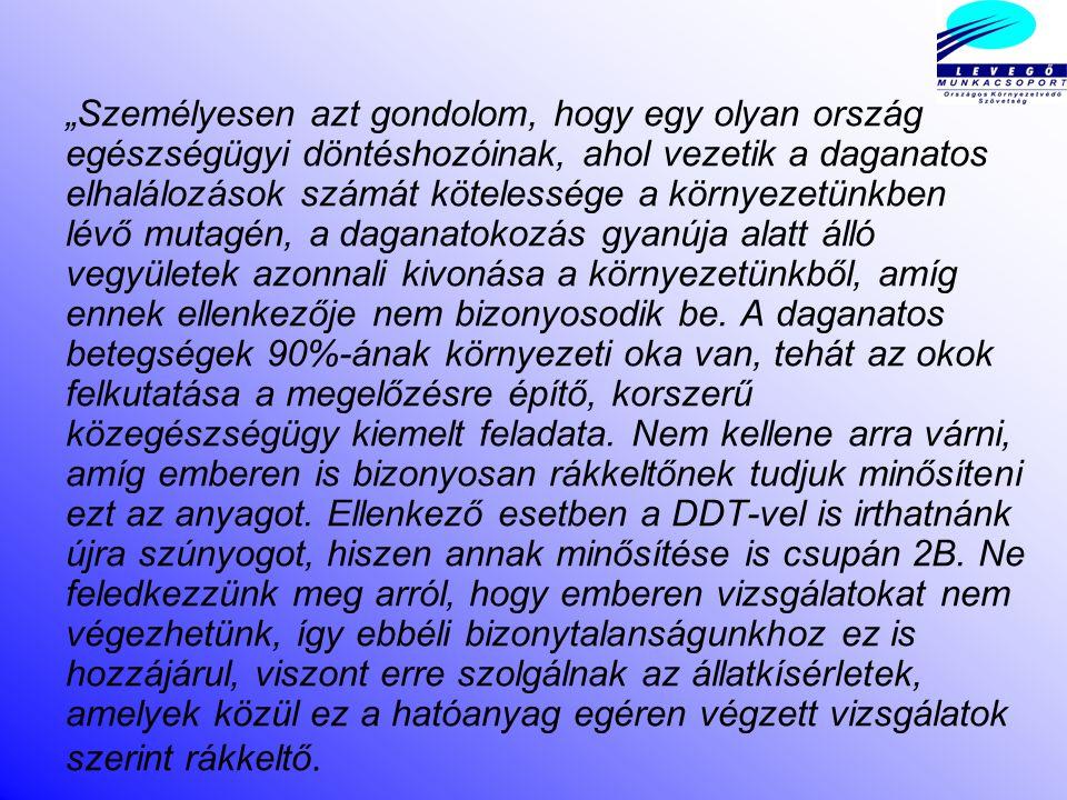 A kifogásaink II Idézet Prof.
