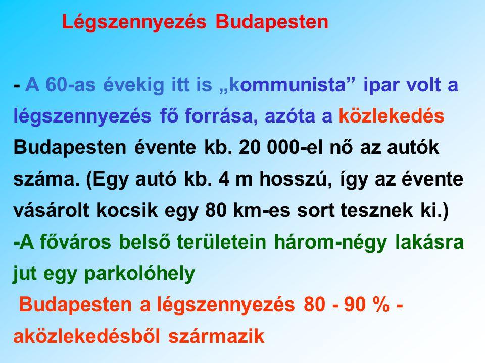 Jó tudni: –Az autóval megtett utazások fele 3 km-nél rövidebb és minden ötödik autózás 1 km-nél rövidebb.