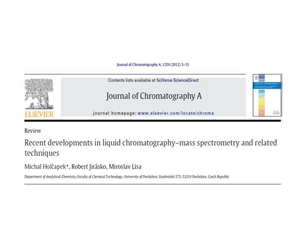 IC-ICP-MS helyett IC=ionkromatográf CIC=capillary ion chromatograph CIC: kisebb mozgófázis fogyasztás nagyobb érzékenység