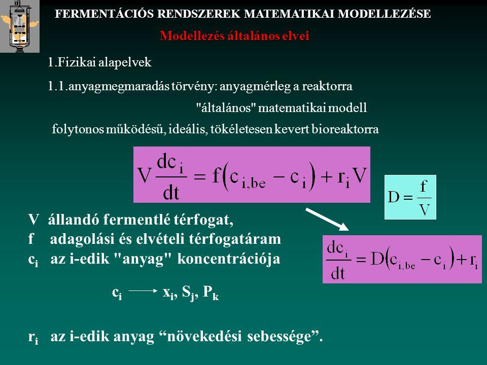 1.2 Termodinamikai elvek termodinamika első főtételetermodinamika második főtétele Élő rendszer -- nyílt rendszer irreverzibilis anyagcsere Az egyes sejtek entrópiája csökkenhet vagy változatlan is maradhat, anélkül, hogy a II.