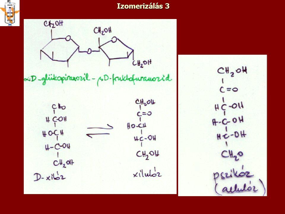 Izomerizálás 3