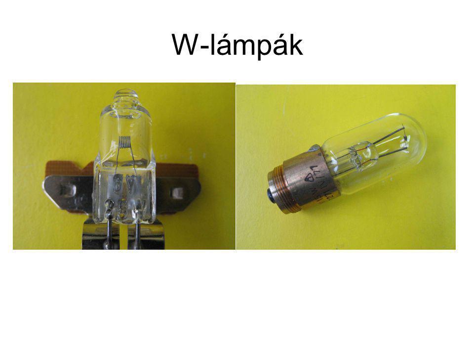 W-lámpák