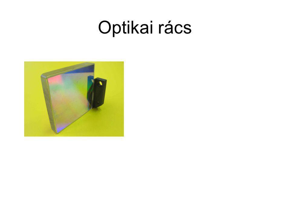 Optikai rács