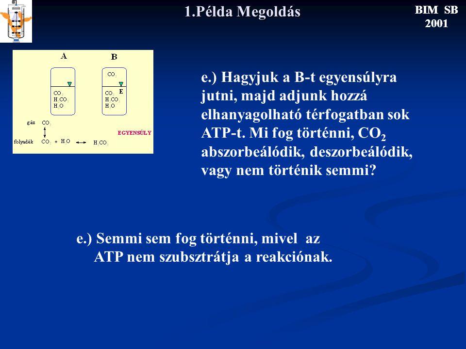 2.Példa A lizozim enzim (amely pl.