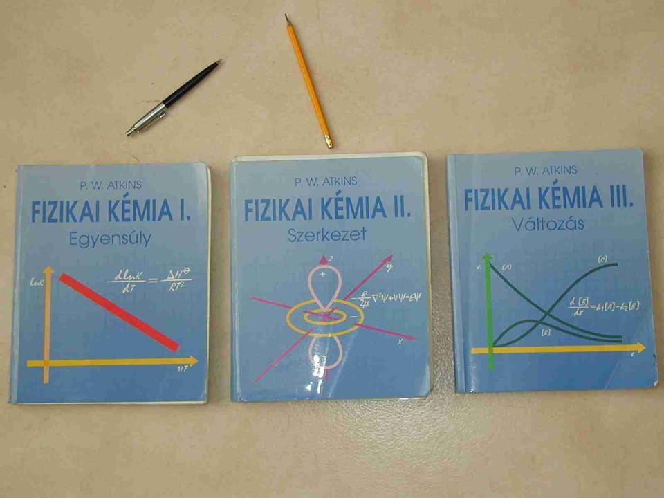 Bevezetés I. Példák kémiai szerkezetvizsgálati feladatokra