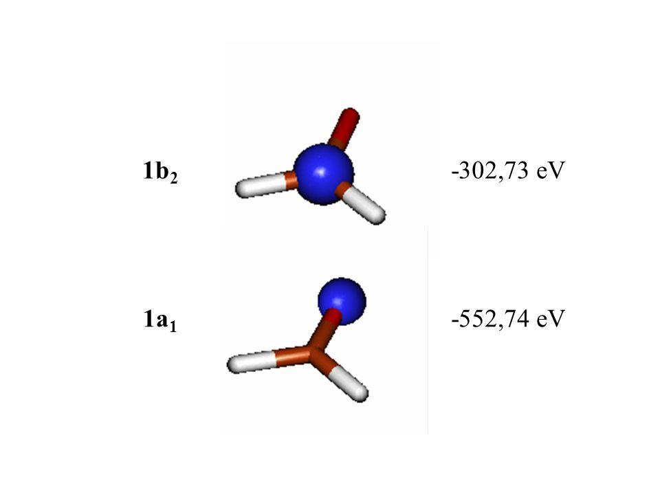 A formaldehid MOED-ja