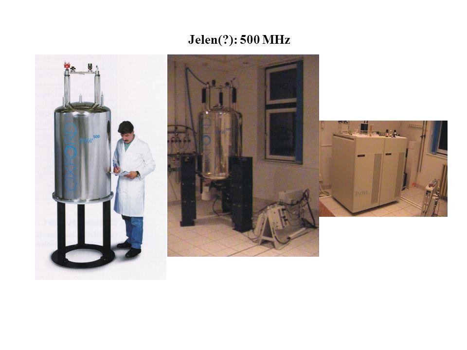 Jelen(?): 500 MHz