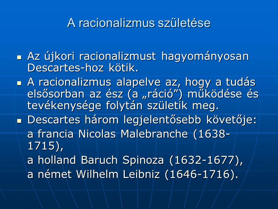 Az enciklopédisták etikai elvei Az enciklopédisták az epikureus etika álláspontján vannak.