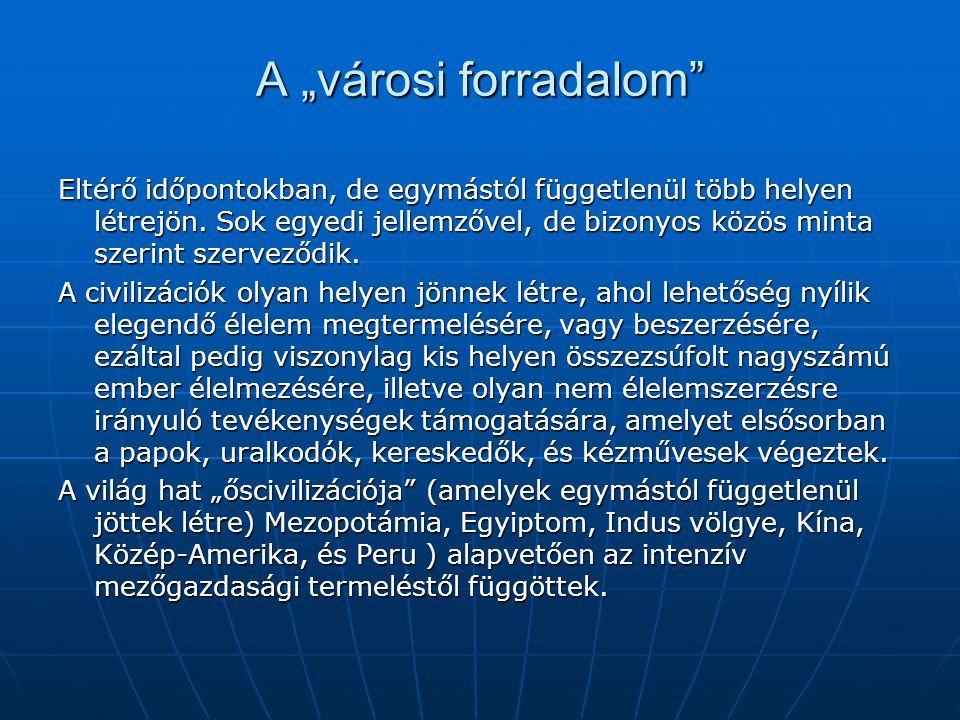 """A klasszikus görög világ (1) A görög világ jellegzetes közössége a polisz: sűrűn lakott, önkormányzattal rendelkező, egyetlen városközpont köré szerveződő kis területi egység A polisz = """"városállam , de valójában a város, a vidéki falvak, és ezek lakosságának szerves egysége, Az állam irányításában meghatározó szerepe a városnak van Görögországnak több száz polisza volt."""