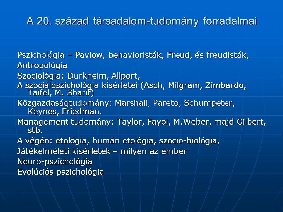 A szociál-pszichológa Taifel, Taifel, K.Lewin K. Lewin M.