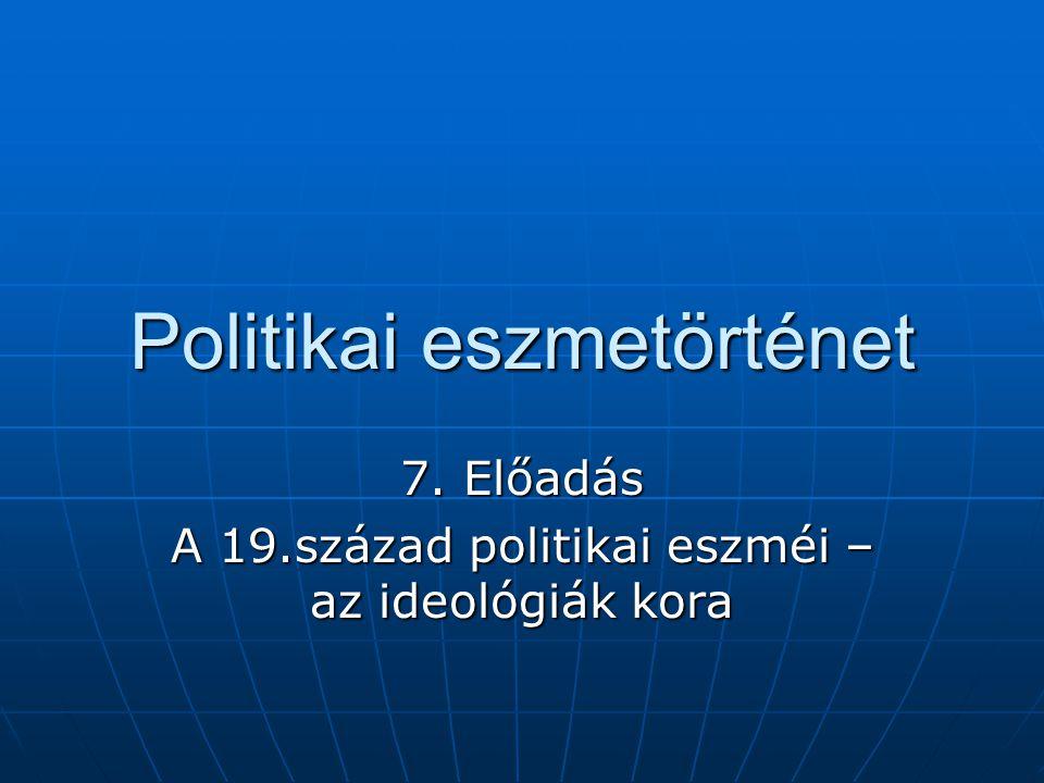 Az európai nemzetállamok kialakulásának kivehető szakaszai 1.