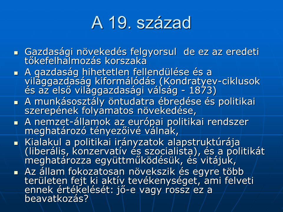 Mi a szocializmus (1).A szocializmus elnevezés a 19.