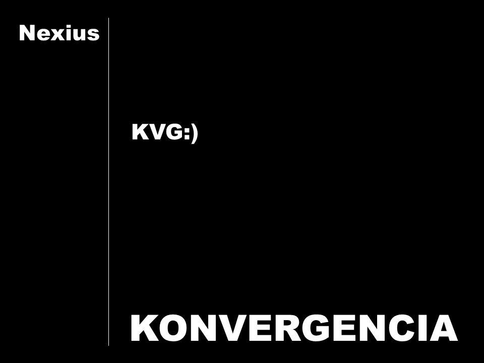 KVG:) KONVERGENCIA Nexius