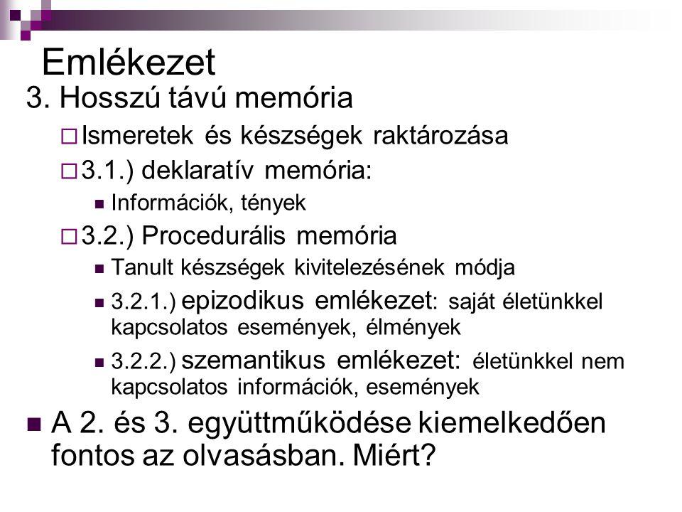 Emlékezet 3.