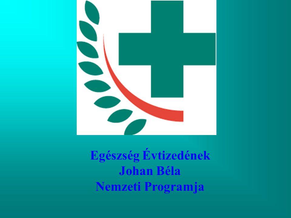 Egészség Évtizedének Johan Béla Nemzeti Programja