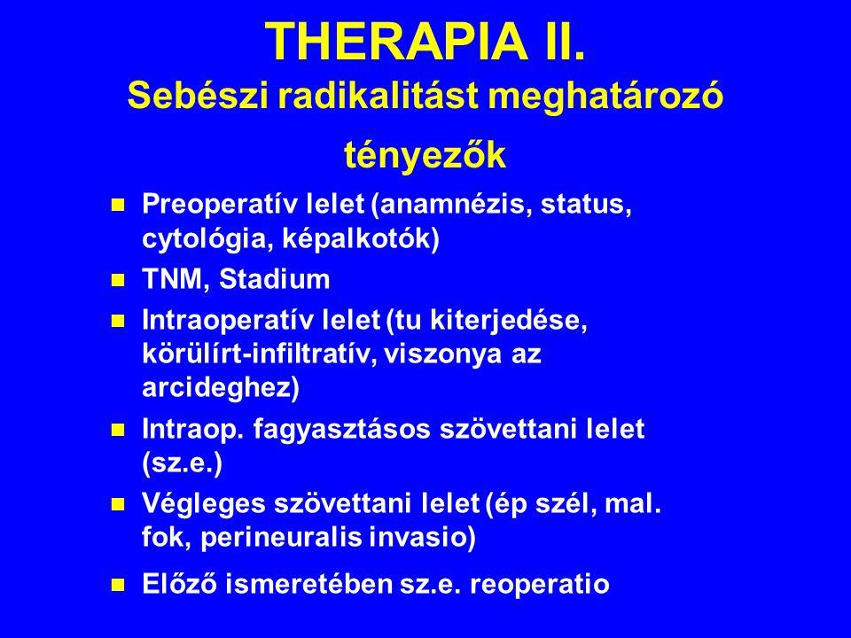 THERAPIA II.