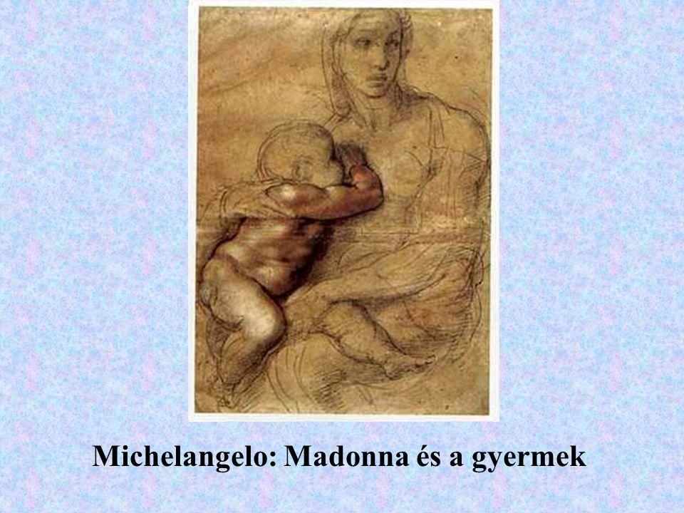 Michelangelo: Madonna és a gyermek