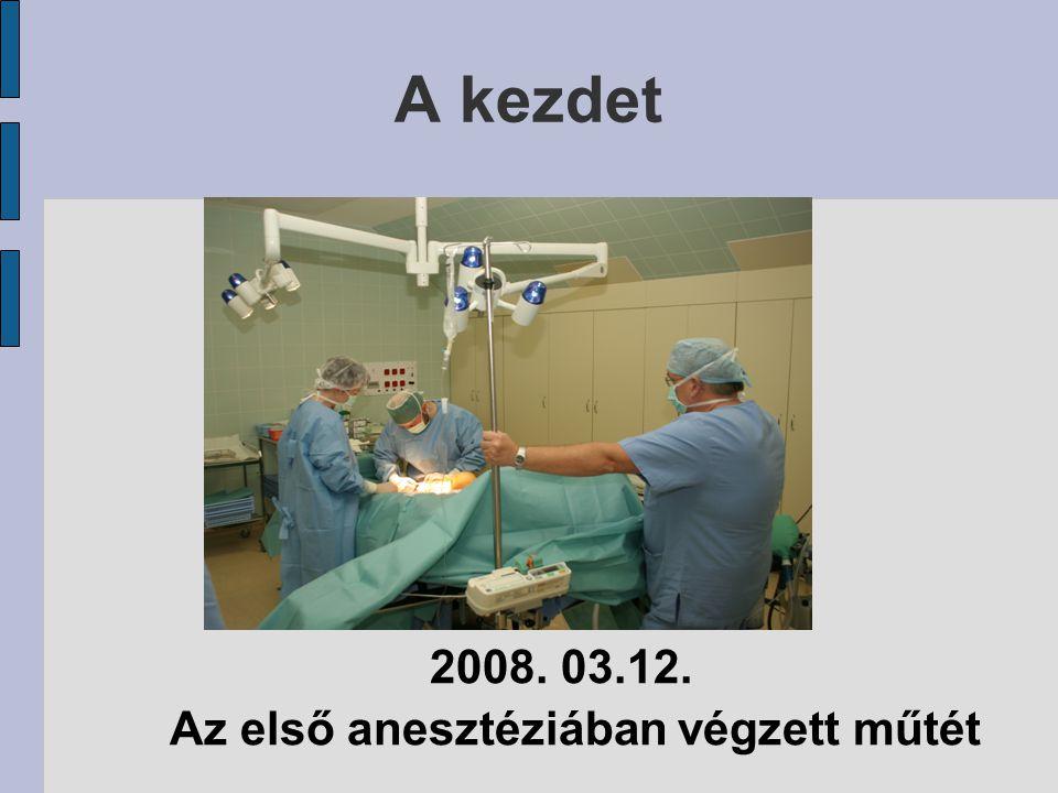 Személyi állomány Eset koordinátor 1 fő Műtősnő 1 fő Műtősfiú 1 fő Aneszteziológus szakorvos 3 fő Aneszteziológus szakasszisztens 3 fő Ápoló (intenzív szakápoló) 1 fő - - - - - - - - - - - - - - - - - - - - - - - - - - - - - Sebész szakorvos 2 fő Ortopéd-traumatológus szakorvos 2 fő Ortopéd szakorvos 1 fő Szülész-nőgyógyász szakorvos 2 fő Fül-orr-gége szakorvos 1 fő Szemész szakorvos 2-4 fő
