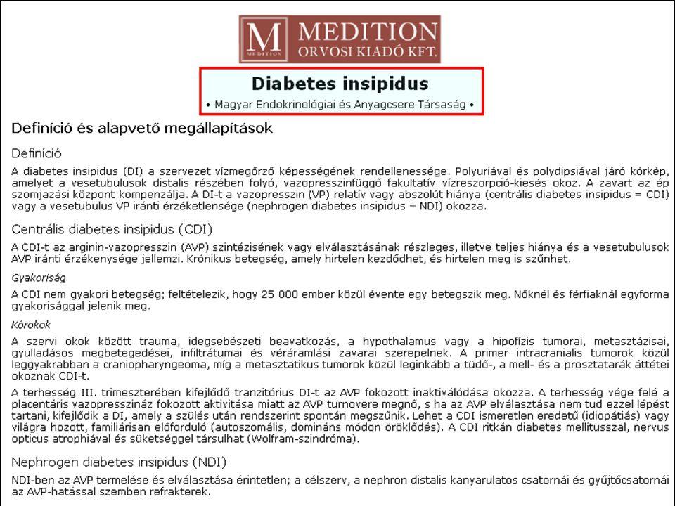 Irányelvek Több száz orvos szakmai irányelv