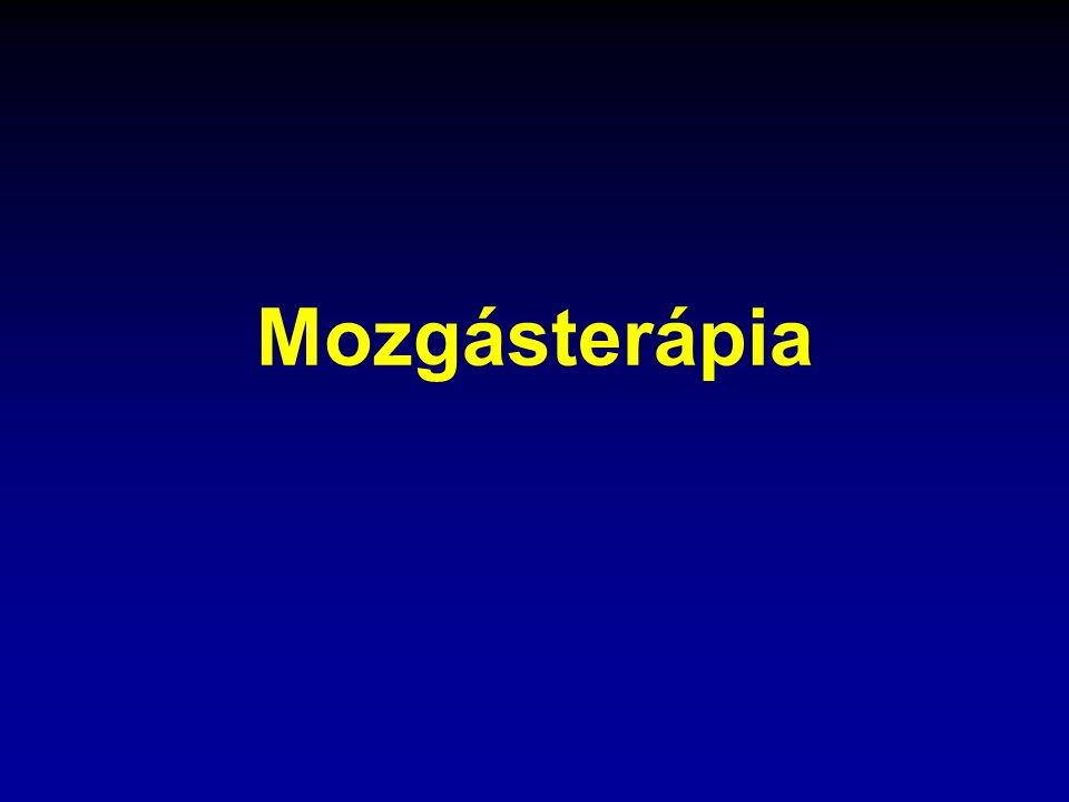 Mozgásterápia