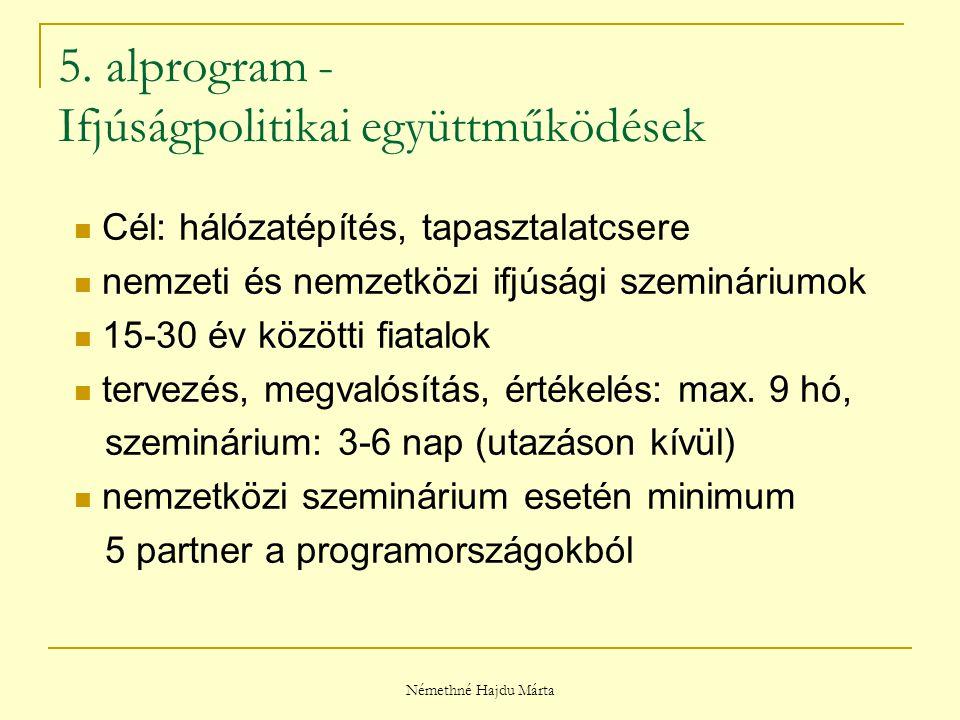 Némethné Hajdu Márta 5.