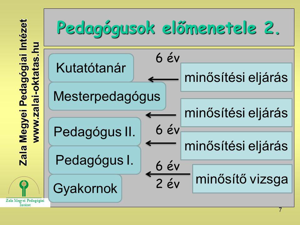 7 Pedagógusok előmenetele 2.
