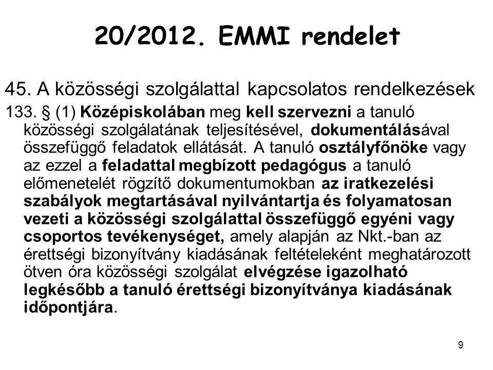 20 Információk www.kozossegi.ofi.hu