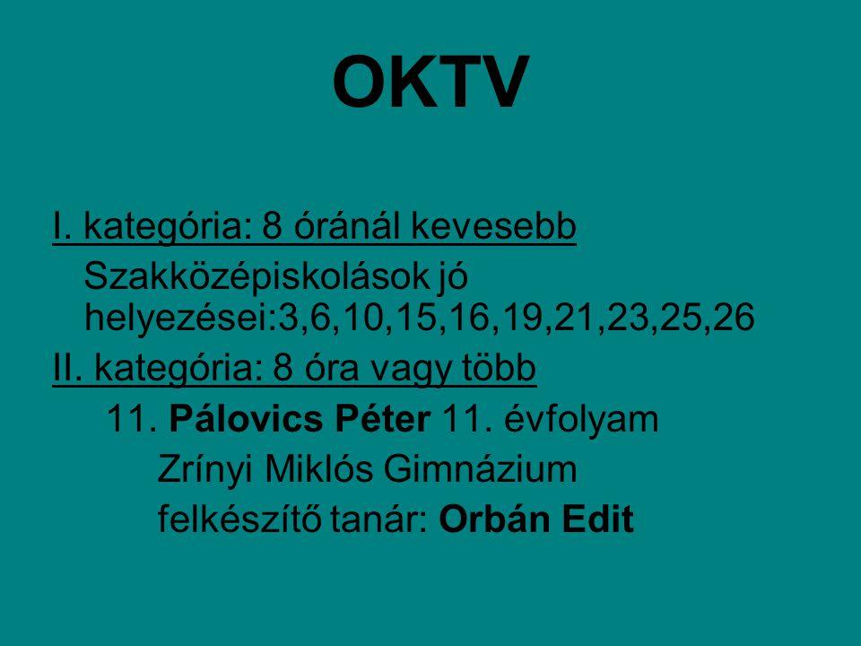 OKTV I.