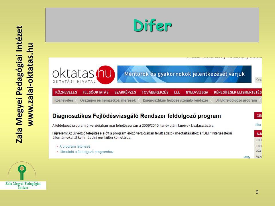 9 Difer www.zalai-oktatas.hu