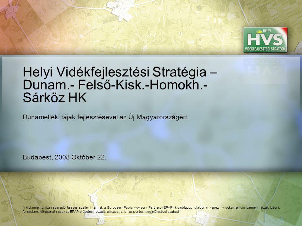 151 Forrás:HVS kistérségi HVI, helyi érintettek, HVS adatbázis A legtöbb megoldási javaslat a(z) ÚMVP - 4.