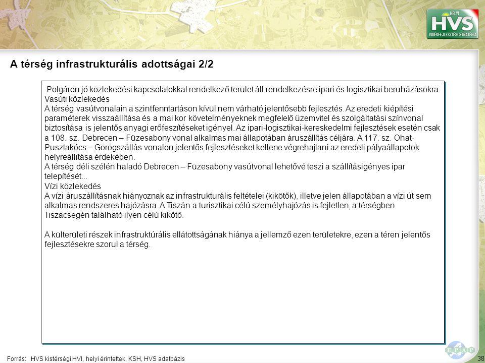 38 Polgáron jó közlekedési kapcsolatokkal rendelkező terület áll rendelkezésre ipari és logisztikai beruházásokra Vasúti közlekedés A térség vasútvona