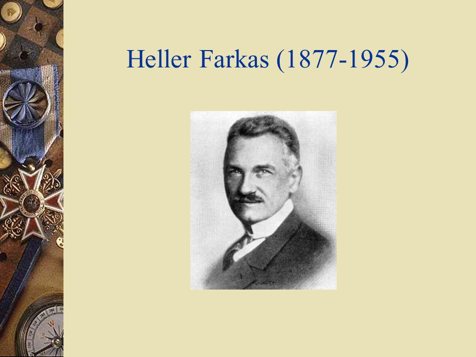 Heller Farkas (1877-1955)