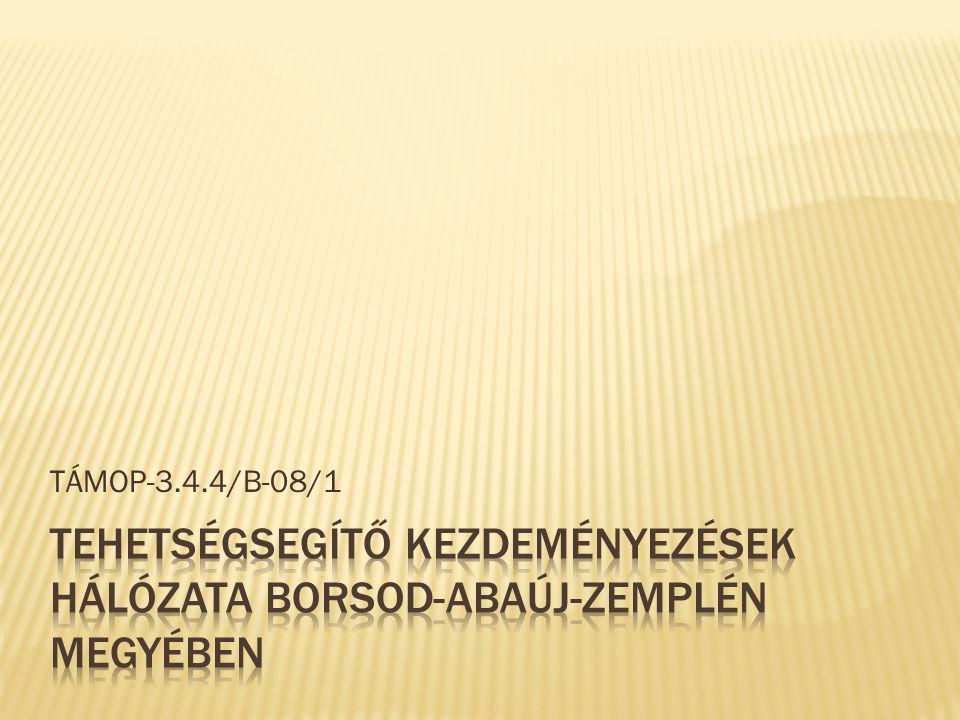 TÁMOP-3.4.4/B-08/1