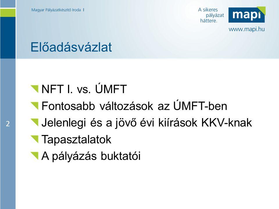 2 Előadásvázlat NFT I. vs.