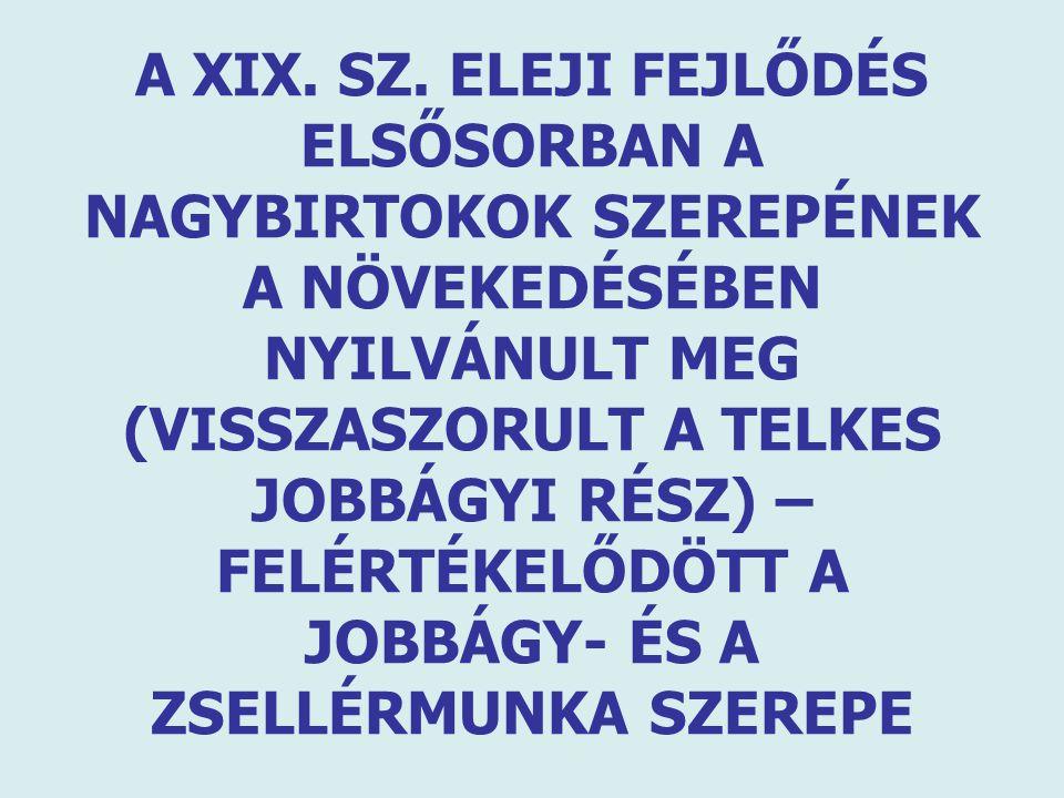 A XIX. SZ.