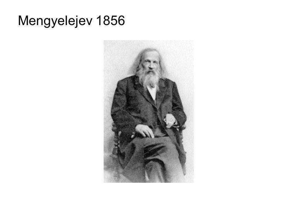 Mengyelejev 1856