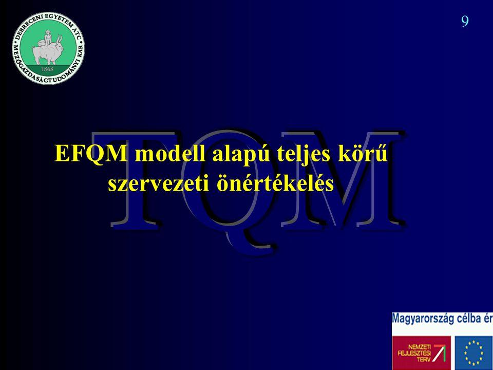 10 UNI-EFQM modell