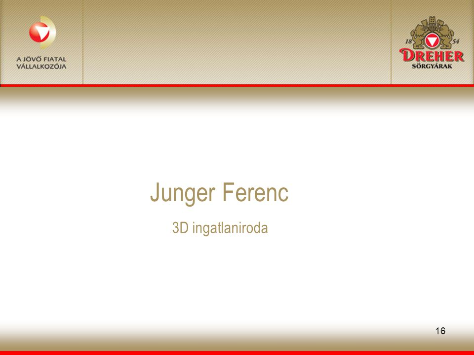16 Junger Ferenc 3D ingatlaniroda