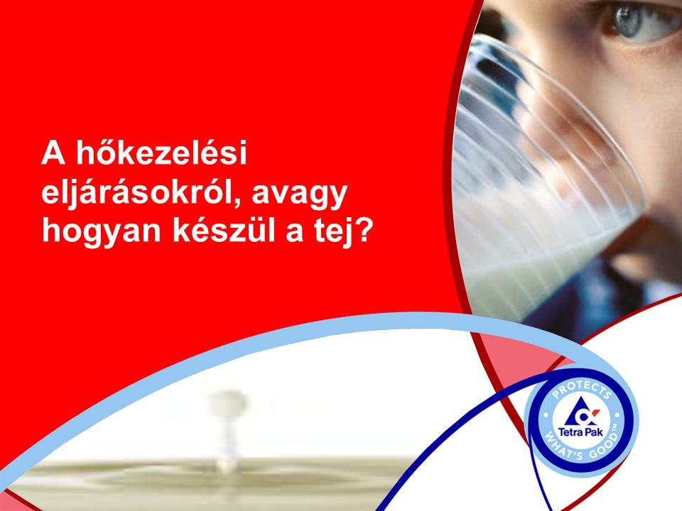 A hőkezelési eljárásokról, avagy hogyan készül a tej?