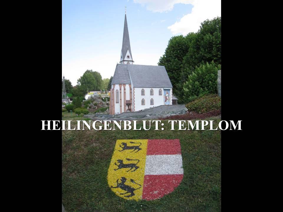 HEILINGENBLUT: TEMPLOM