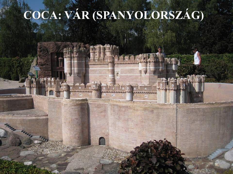 COCA: VÁR (SPANYOLORSZÁG)