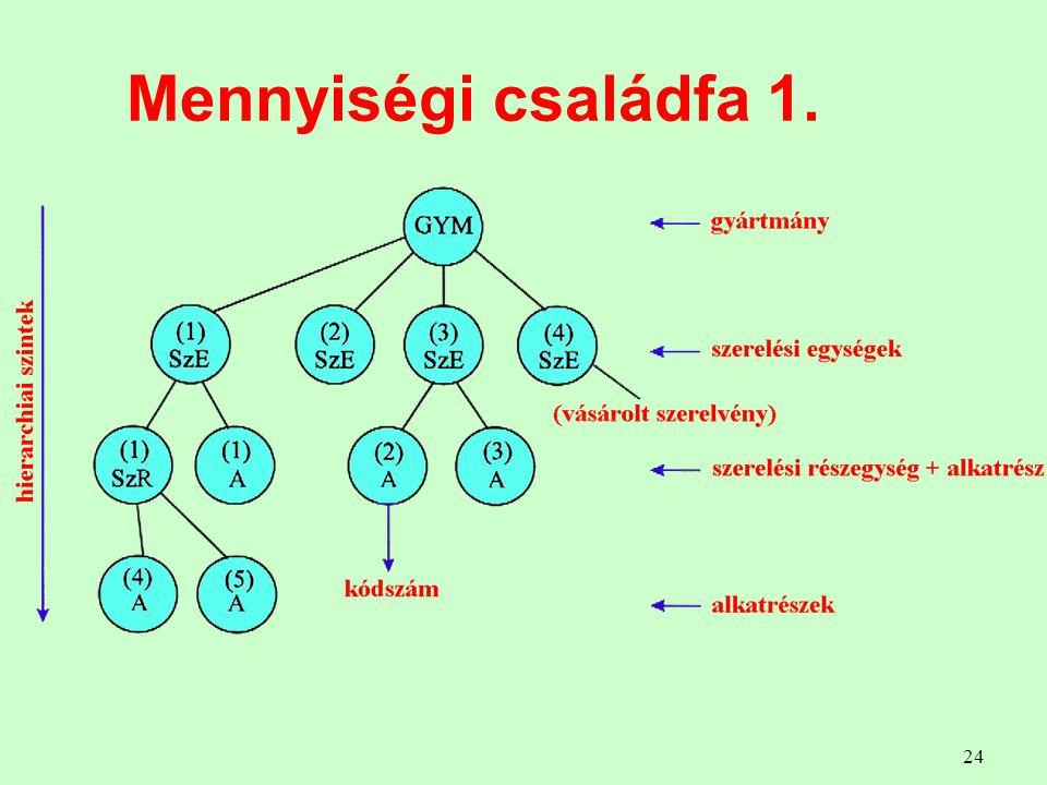 24 Mennyiségi családfa 1.
