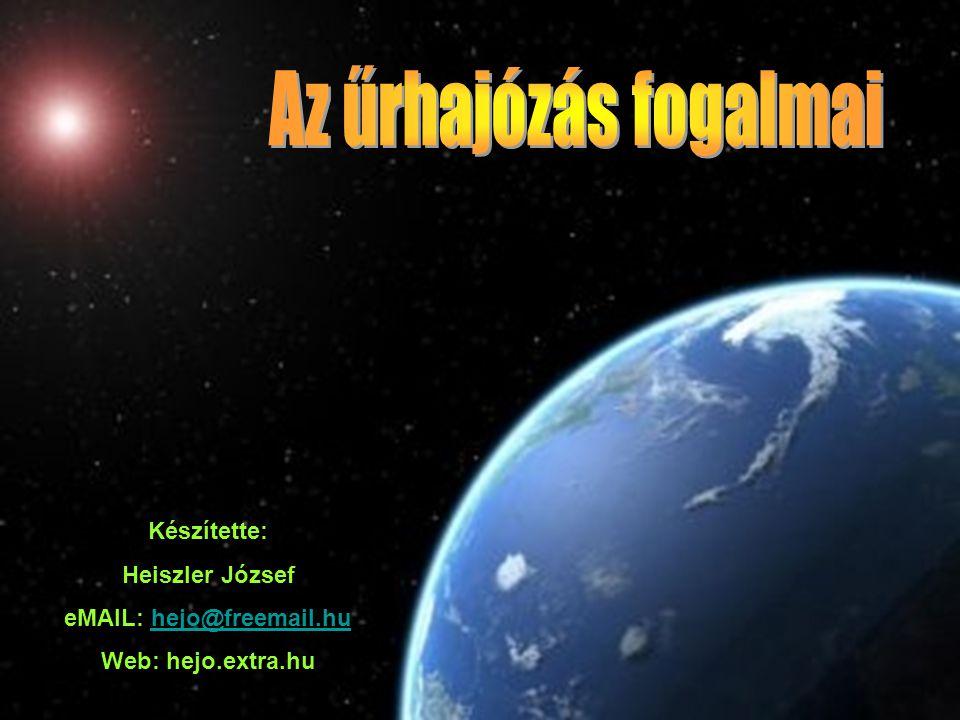 Készítette: Heiszler József eMAIL: hejo@freemail.huhejo@freemail.hu Web: hejo.extra.hu
