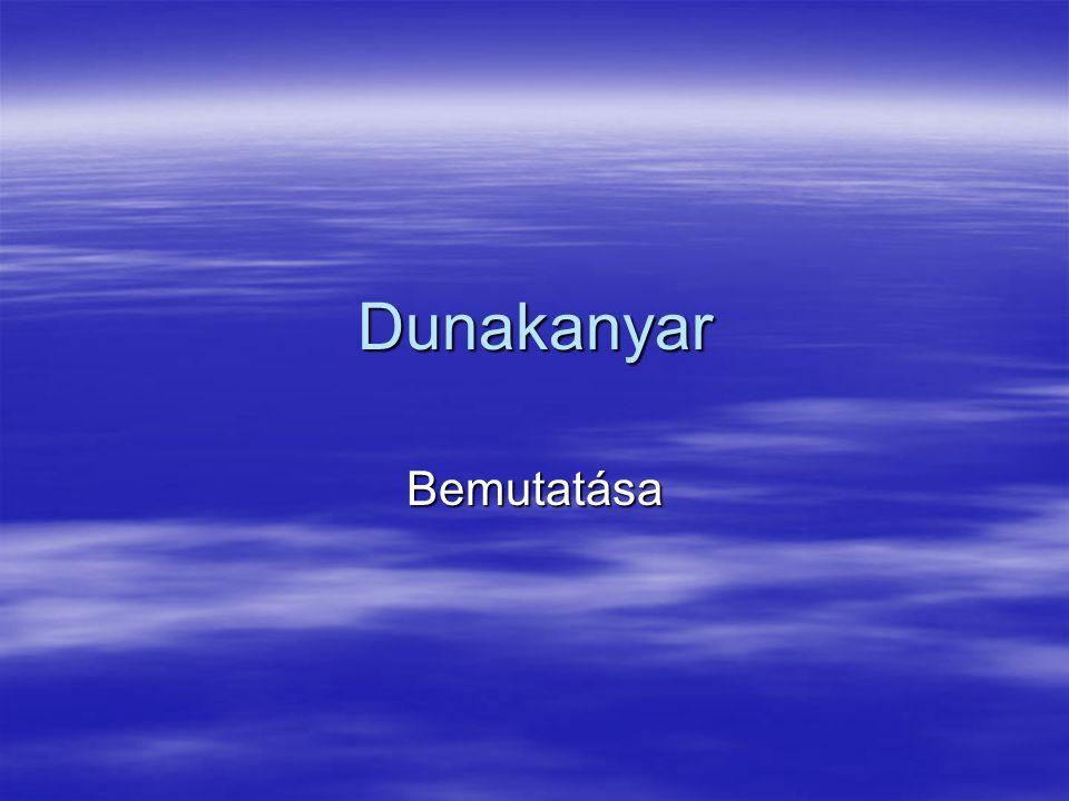  A Dunakanyar a Duna Esztergom és Budapest közötti szakasza.